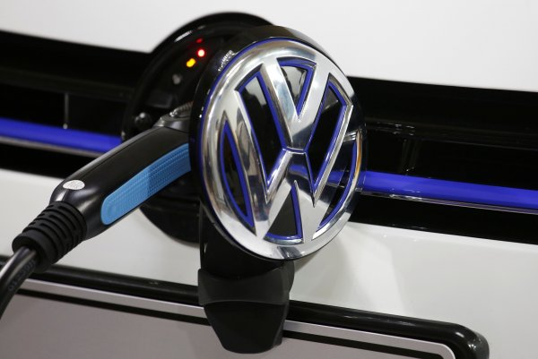 Компания Volkswagen занялась производством бюджетного электро-кроссовера