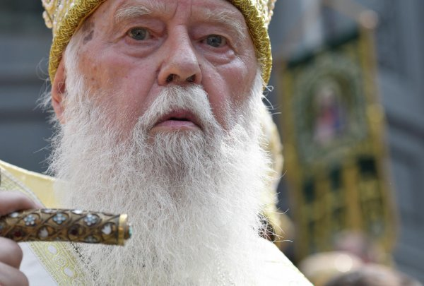 Украинская автокефальная церковь оказалась без лидера