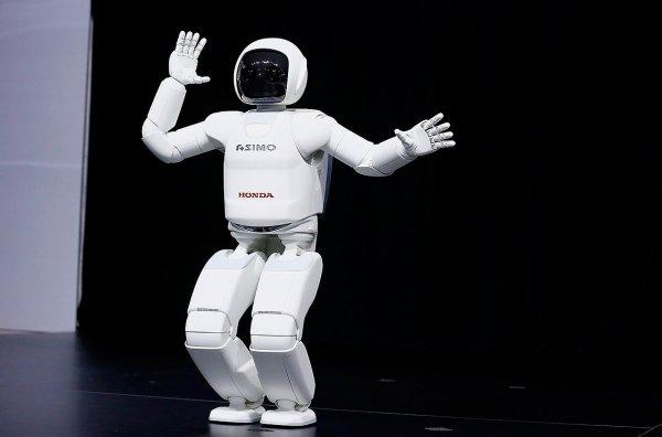 Корейцы научили робота жестикулировать по записям TED Talks