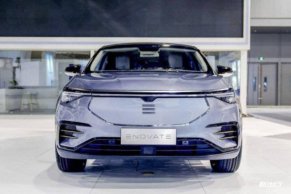 Экс-дизайнер бренда Porsche представил кроссовер Enovate ME7