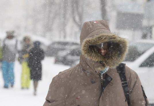 Тюмень включили в рейтинг самых холодных городов России