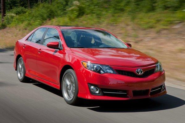 «Камри» за миллион: Эксперт назвал плюсы и минусы Toyota Camry с вторички