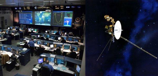 Аппарат Voyager 2 вышел в межзвёздное пространство