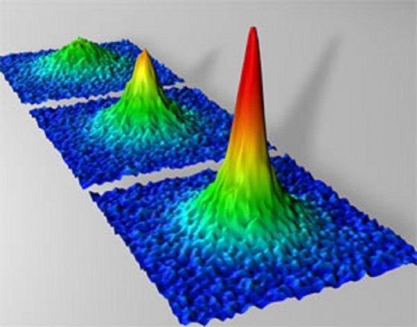 Ученые назвали волны плотности причиной фейерверков в бозе-конденсате