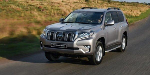 Разорит ли «Прадик»: О реальном расходе топлива Toyota LC Prado зимой рассказали владельцы