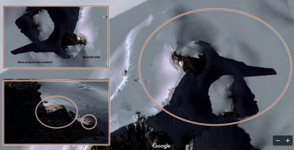В Антарктиде исследователи нашли руины древней пирамиды
