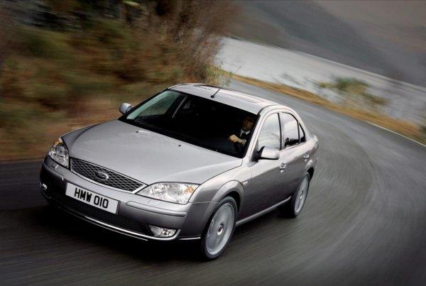 Как «Камри», но дешевле: О Ford Mondeo за 350 тыс. рублей рассказал блогер