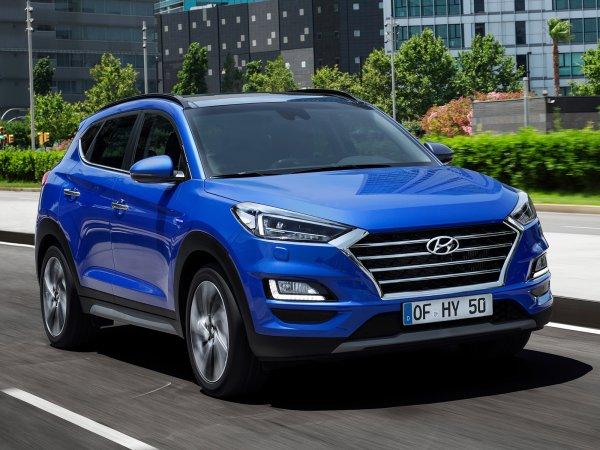 Все ближе к «Тигуану»: О новом Hyundai Tucson подробно рассказал блогер