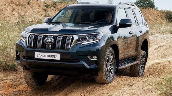Худшие враги «Крузака»: Названы три главных конкурента Toyota Land Cruiser