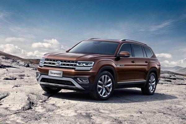 «Король без короны»:  Всю правду о Volkswagen Teramont раскрыл эксперт