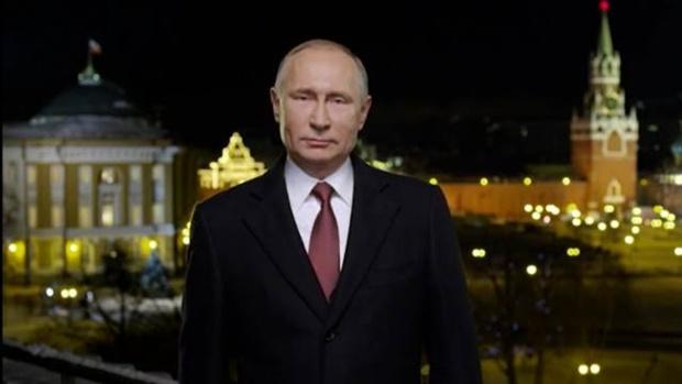 Стало известно, где и как президент Путин встретит Новый год