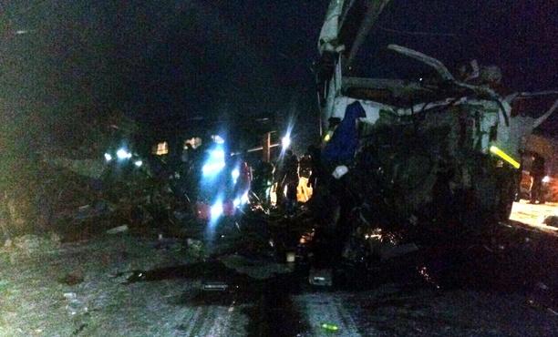 Шесть погибших, больше 10 пострадавших: подробности страшной трагедии на тюменской трассе