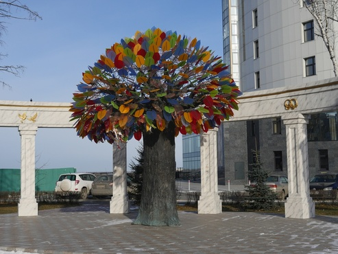 Эксперт об арт-объектах Тюмени: