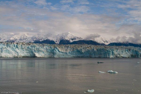 Ученые записали пение ледников Антарктики