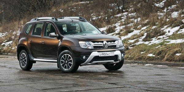 Много ли ест «француз»: Реальный расход топлива Renault Duster замерял владелец