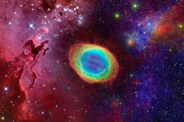 Уфолог нашел гигантскую базу инопланетян