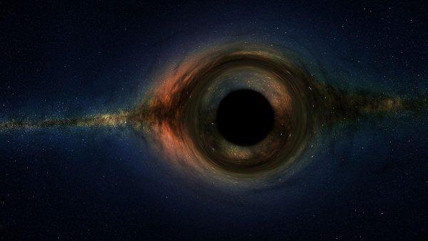 В NASA сообщили о выявленной загадочной черной дыре