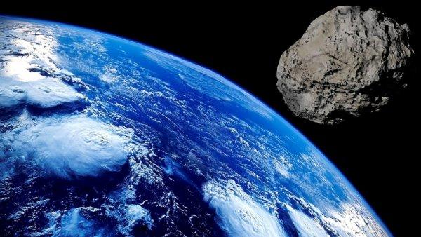До Армагеддона меньше полувека: Ученые спрогнозировали столкновение Земли с астероидом