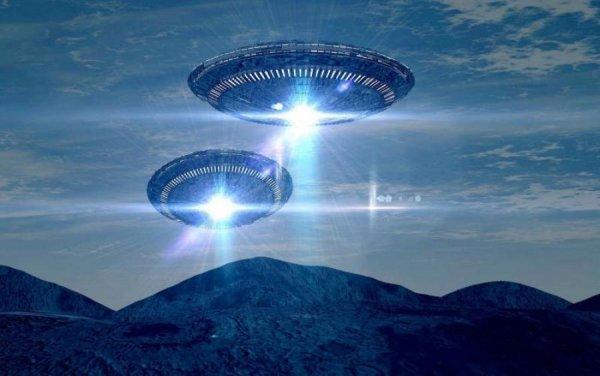 Очевидцы из Италии сняли на видео таинственный НЛО