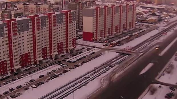 Погода в Тюмени 7 января: солнечно, без осадков
