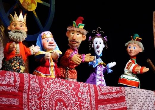 Ершовский музей в Ишиме поставил кукольный спектакль