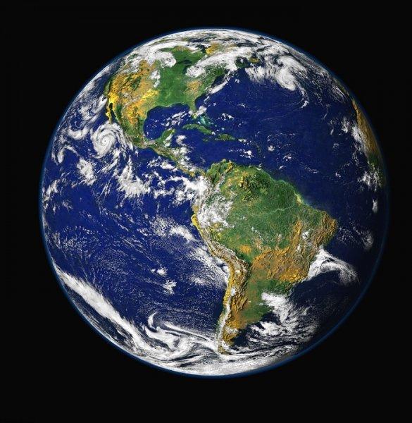 Ученые из США заявляют о смещении магнитного полюса Земли