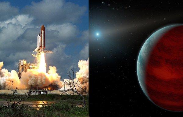 Последний шанс человечества: Всемирное правительство тайно готовит ракету для полёта к Нибиру