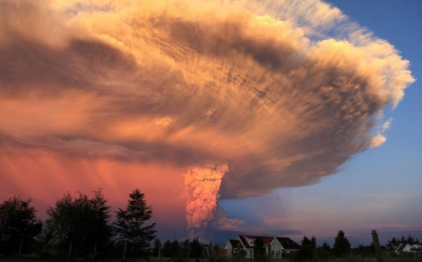 23 февраля – отсчёт пошёл: До 8 марта ядовитое облако уничтожит всё живое на Земле