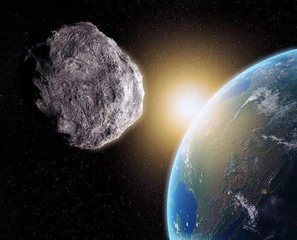 Ученые: Опасный астероид летит к Земле в 14 раз быстрее скорости звука