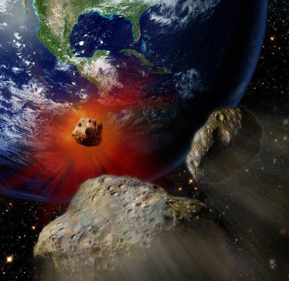 Ученый: Астероид-убийца разрушит целый материк в 2113 году