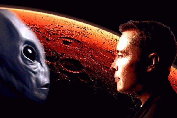 Держим курс на Нибиру: Илон Маск может добиваться запуска людей ради контакта с пришельцами