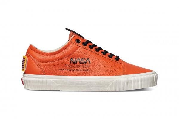NASA представило «космические» кроссовки