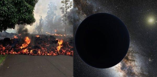 Смерть под пеплом: Все вулканы Земли начнут извержение из-за сближения с Нибиру