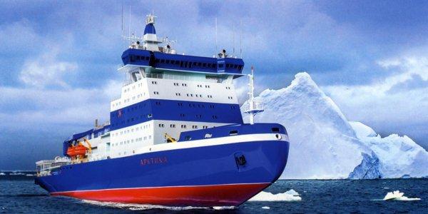 Атомный ледокол «Арктика» пройдет тестирование