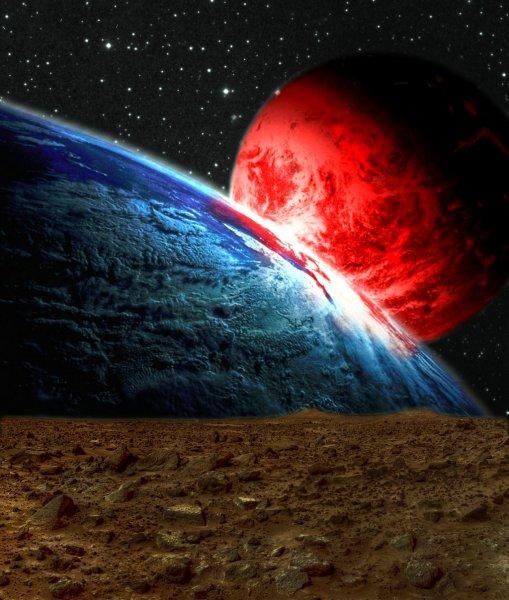 Нибиру станет экзаменом: Инопланетяне проверят землян на выживаемость планетой Х