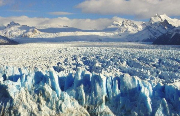Геологи: Тектоническая активность предшествовала ледниковым периодам на Земле