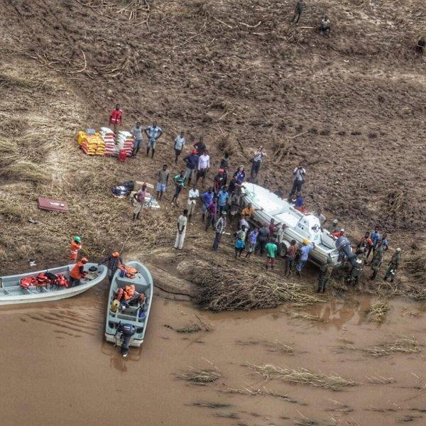 Циклон или Апокалипсис? Последствия цунами в Мозамбике обретают ужасающий вид