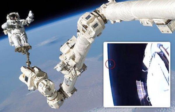 МКС под контролем пришельцев: NASA экстренно прервало эфир из-за появления в кадре НЛО