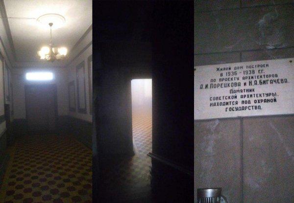 «Серая Лошадь рухнет! 3…2...1…»: жительница исторического дома Владивостока рассказала о воровстве и разрухе внутри