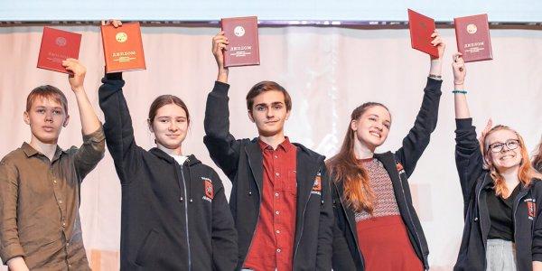 Столичные школьники выиграли ВсОШ по русскому языку