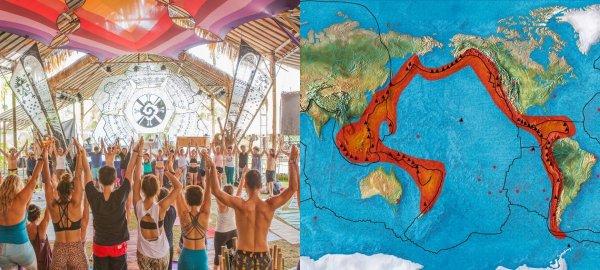 Огненное кольцо сожмётся: Фестиваль духов на Бали разбудит спящих инопланетян