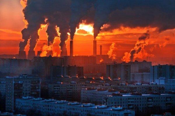 Через пару десятилетий наступит конец света:  Уничтожение ядерной энергии спасет человечество от глобального потепления