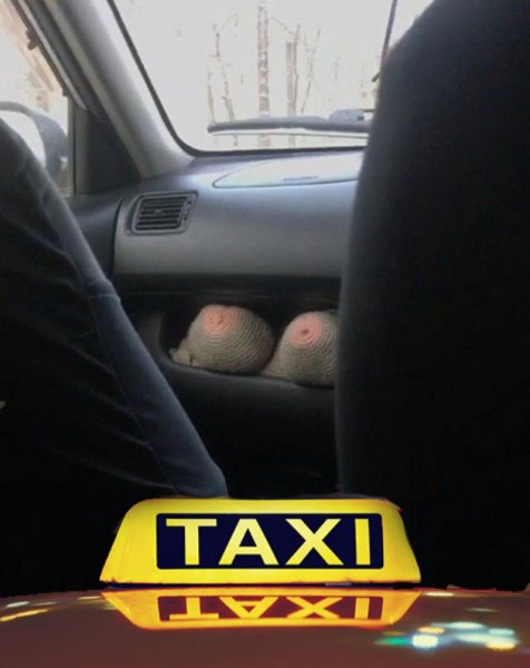 Такси развращает? Пассажир удивился водителю-фетишисту – когда появится цензура в машинах?