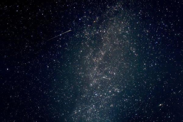 Метеоритный дождь может растопить вечную мерзлоту