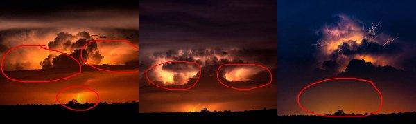 Нельзя смотреть на молнию: Пришельцы с Нибиру используют технологию грозовых ячеек против человечества