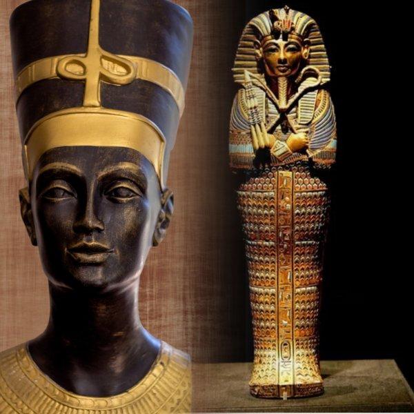 Сразу две царицы правили Египтом перед легендарным Тутанхамоном – египтолог