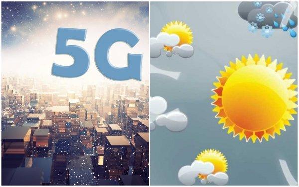 5G испортит прогноз погоды: Новая сеть «убьёт» профессию синоптика – эксперты