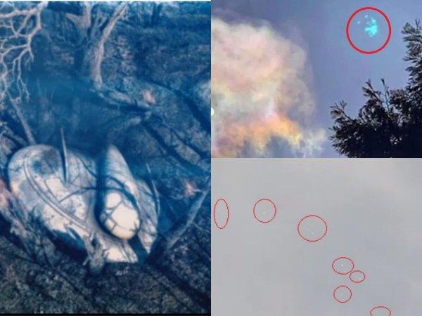Над Перу засекли «орду» НЛО – Реликвии Эдема древних инков могут вызвать Апокалипсис
