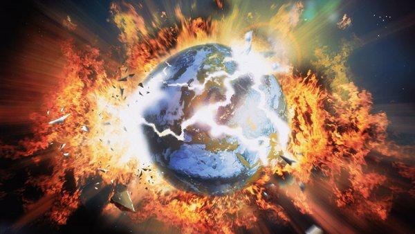 Взрыв сверхплотной звезды «изрешетит» Землю