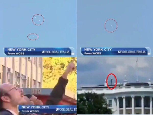 Своих не бросают: Сбежавшего из Белого дома пришельца разыскивает отряд НЛО